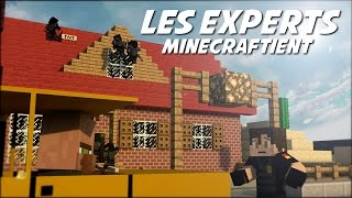 Les Experts : Minecraft Rp Le Swatting #1