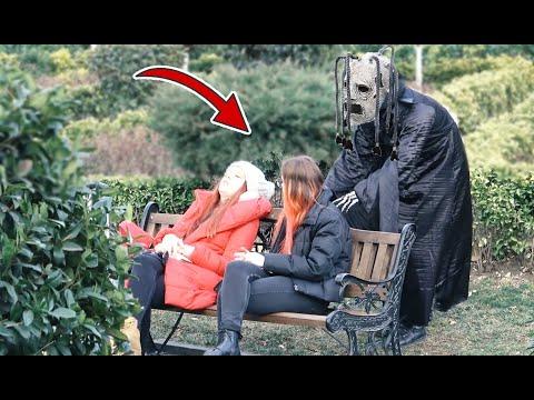 Halloween Pranks 2020 Slipknot Joey Scary prank 2020   HALLOWEEN GHOST PRANK   YouTube