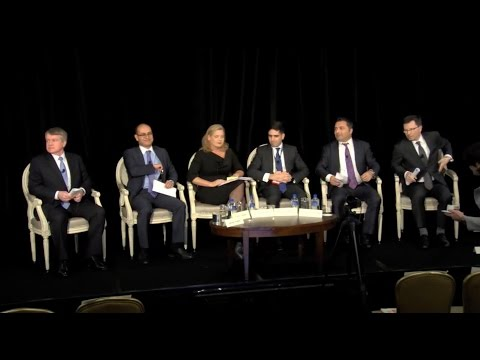 Session V, Public-Private Partnerships– 2017 USACC Annual Conference