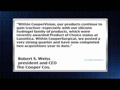 Earnings Report: The Cooper Cos. (NYSE:COO) Reports a Disappointing Quarter, Guidance Inline