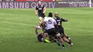 Fiji vs New Zealand London 7s Rugby 2018 - World Sevens Series