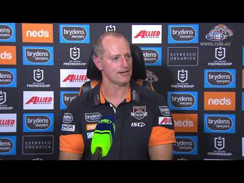 NRL PRESS CONFERENCE: MICHAEL MAGUIRE - ROUND 1