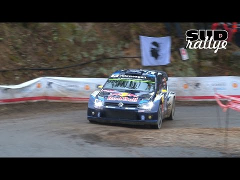 WRC Tour De Corse 2015 - Shakedown (HD)