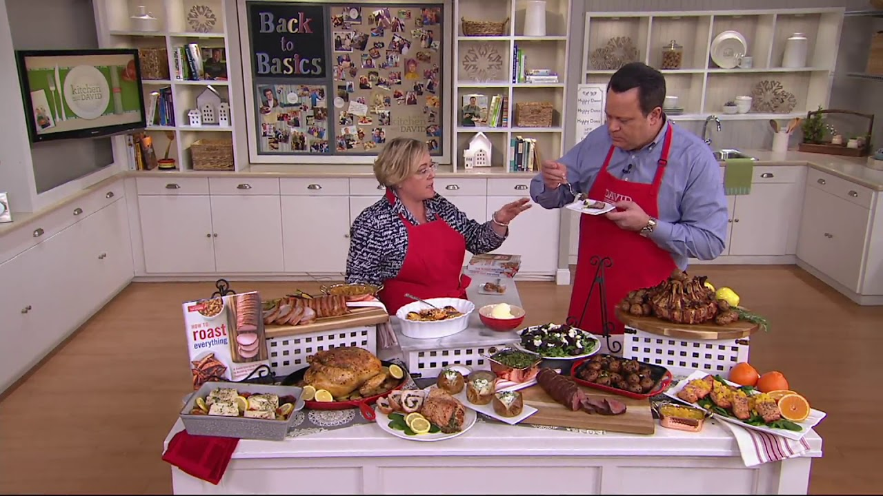 How To Roast Everything Cookbook By America S Test Kitchen On Qvc
