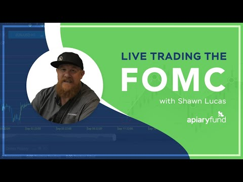 Live Trading the FOMC from Beeline Bootcamp! | Apiary Fund