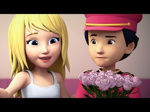 LEGO Friends Ep. 9 | The Grand Hotel | Disney