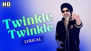 New Punjabi Songs 2016 | Twinkle Twinkle | Official Lyrical Video {HD} |Punjabi Dumbskulls | Latest