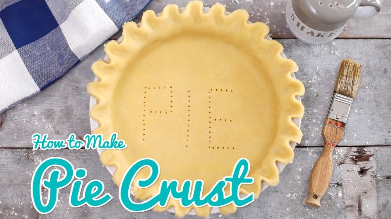 How To Make Pie Crust  Gemma's Bold Baking Basics Ep 26
