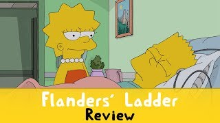 The Simpsons S29 Finale! - 'Flanders' Ladder' Review