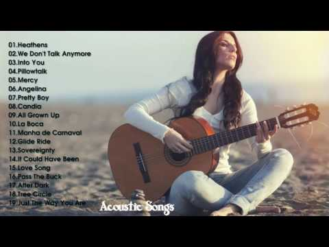 Top 100 Best Acoustic Songs Ever || Best Songs Acoustic Songs
