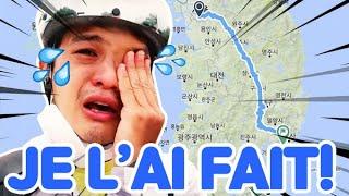 Le dernier vélo pour Busan
