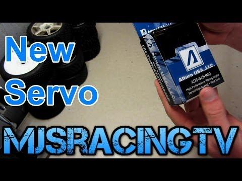 alturn-usa-high-performance-racing-digital-servo-|-installation-to-1/8-buggy-+-bench-test