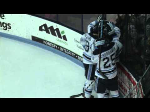 Maine Hockey vs. Colgate 1/8 Highlights