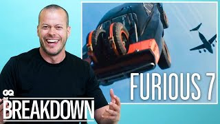 Skydiver Breaks Down Skydiving Scenes from Movies & TV | GQ