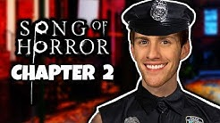 OFFICER BRYCE SAVES THE DAY!   Song of Horror (Episode 2)