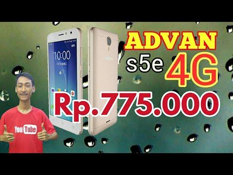 Advan S5e 4G Rp.775.000 an (UNBOXING)