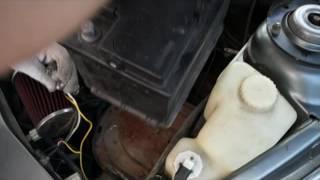 Замена аккумулятора LADA | ВАЗ