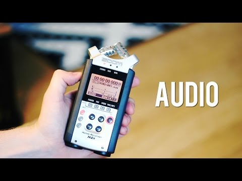 Essential Film Gear Episode 1 - Audio (Zoom H4n)