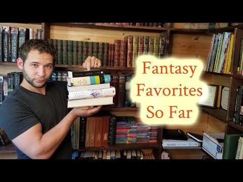 Best Fantasy Books I've Read In 2019 So Far