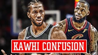 AWFUL KAWHI LEONARD UPDATE! The REAL pr...