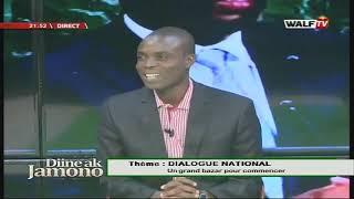 "Dialogue National ""Diine Ak Diamono du 16-01-2020"""