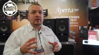 Iso Acoustics - Iso Puck NAMM 2017