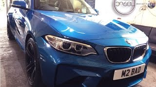 OFFSET DETAILING ESSEX BRAND NEW BMW M2 KAMIKAZE COLLECTION DETAIL & SUNTEK PAINT PROTECTION FILM