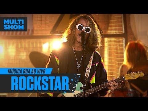 Vitor Kley  Rockstar  Post Malone  Música Boa Ao Vivo  Música Multishow