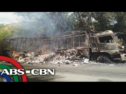 Army detachment sa Bukidnon, nilusob ng NPA