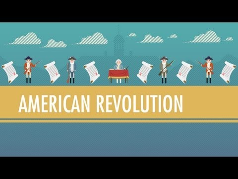 Tea, Taxes, and The American Revolution: Crash Course World