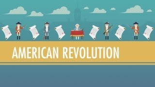Tea, Taxes, and The American Revolution: Crash Course World History #28(In which John Green teaches you about the American Revolution and the American Revolutionary War, which it turns out were two different things. John goes ..., 2012-08-02T21:48:08.000Z)