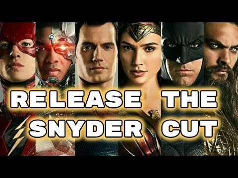 ZACK SNYDER'S JUSTICE LEAGUE WAS