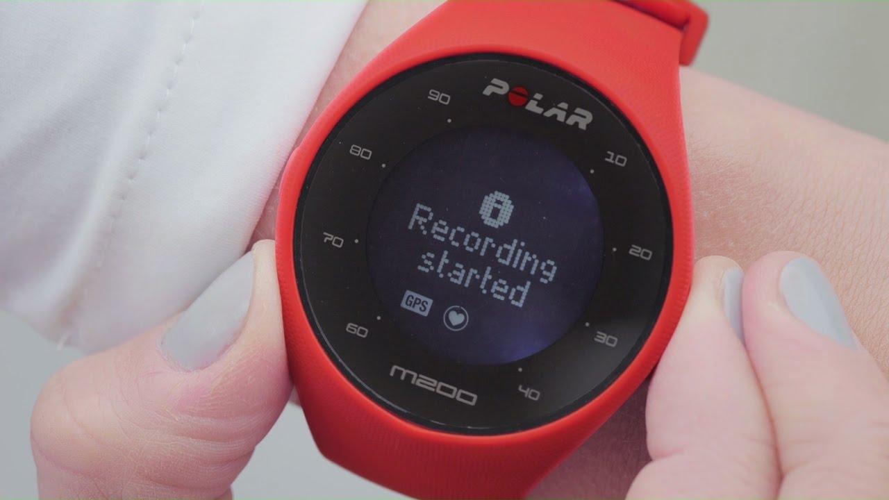 288282a5a625dd Polar M200 | Training - YouTube