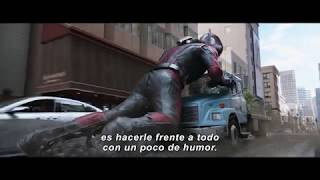 Ant-Man and The Wasp, de Marvel Studios - Poderes
