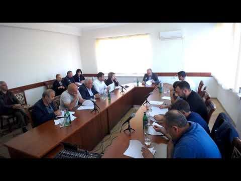 Բերդ համայնքի ավագանու 15.10.2019 թ. նիստ