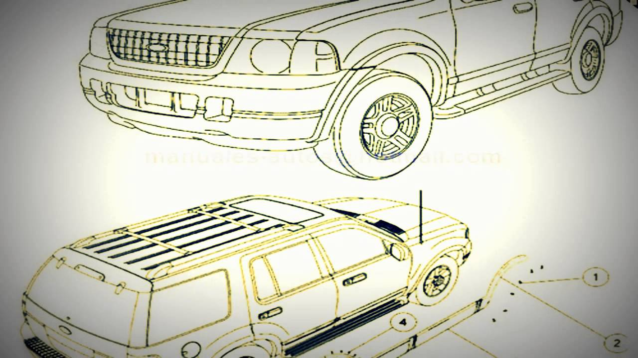 ford explorer 2003 2004 2005 manual de reparacion mecanica youtube rh youtube com 2005 ford explorer manual online 2005 ford explorer manual online