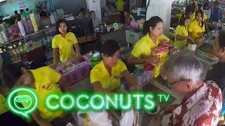 Sweet treats at Mandalay's Myint Myint Khin | Coconuts TV