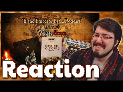If The Emperor Had A Text To Speech Device Podcast Ep.0: #Reaction #Reaction