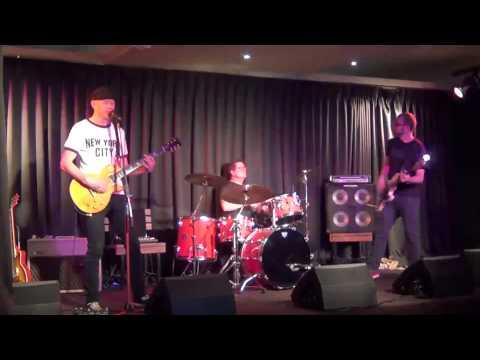 "Jimi Hocking ""Take The Blues Train"" live at Wheelers Hill"
