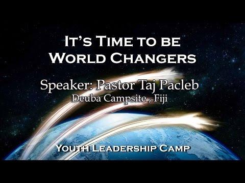 Fiji Youth Leadership Training-Session Three