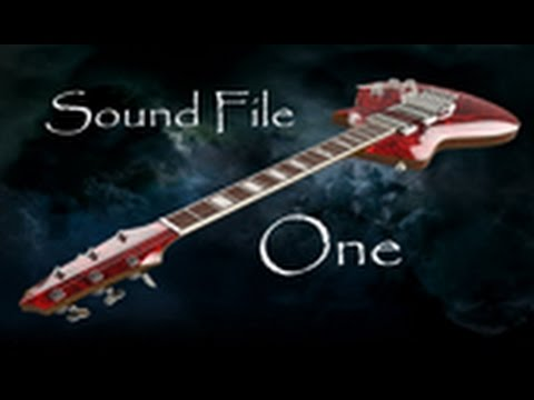 "SoundFile1  for JJL Guitars -  The JJL One ""slow blues"""
