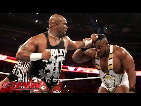The Dudley Boyz vs. The New Day: Raw, Aug. 31, 2015