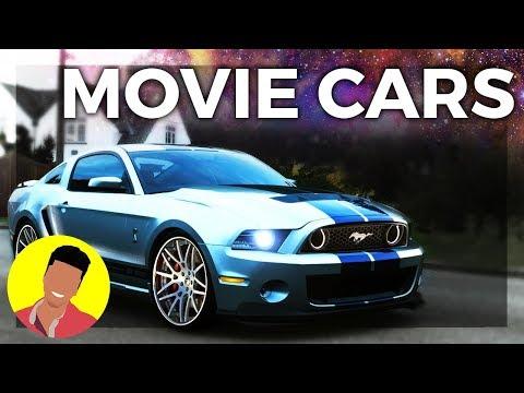 Movie Car Drag Race | Forza Horizon 4 thumbnail