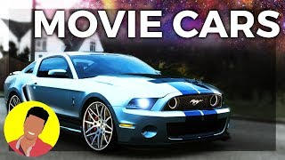Movie Car Drag Race | Forza Horizon 4