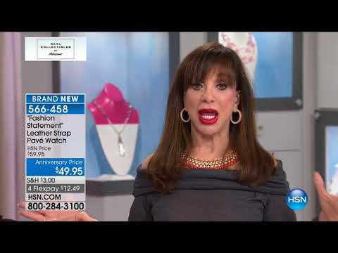 HSN | Real Collectibles by Adrienne Jewelry Anniversary 09.06.2017 - 10 AM