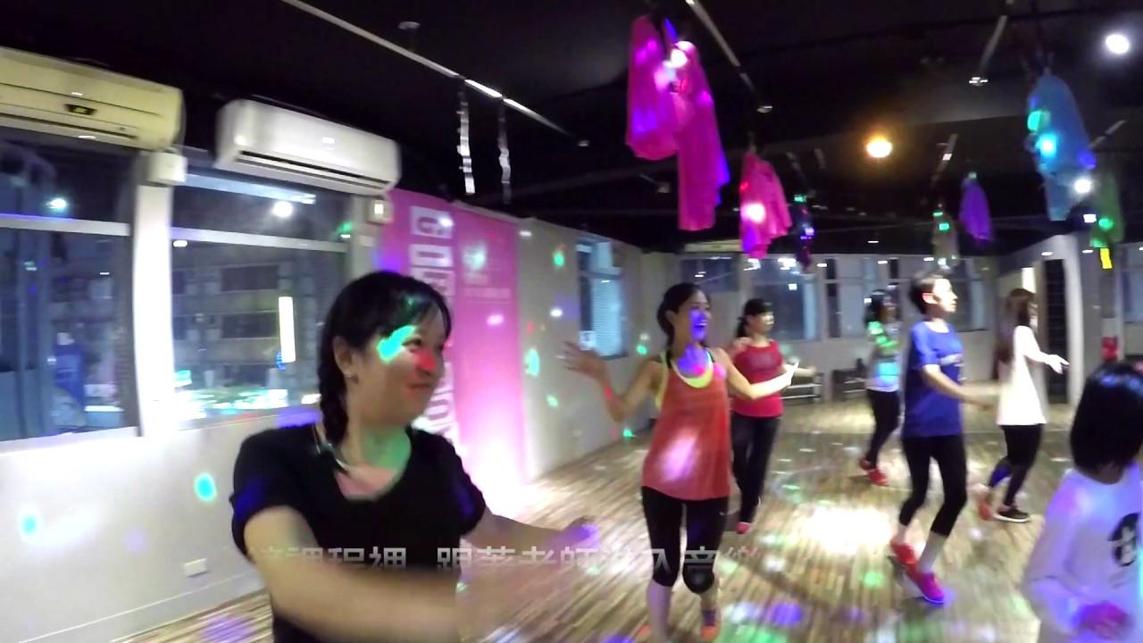 Luffy老師X-Party派對有氧課程宣傳影片 - YouTube