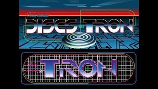 Tron and Discs of Tron Arcade | Will it run on the SNES Classic??? Ep. 89