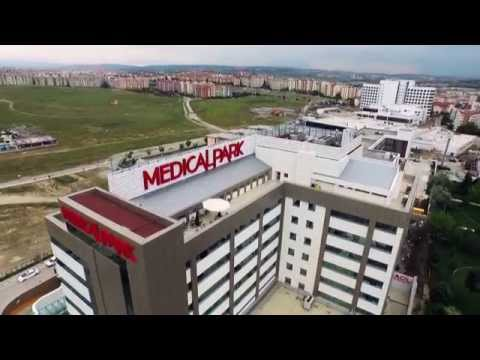 ANKARA MEDİCAL PARK HAVADAN VİDEO