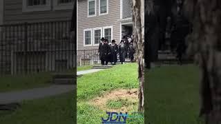 Bobover Rebbe Visits Koson Rebbe In Linden NJ