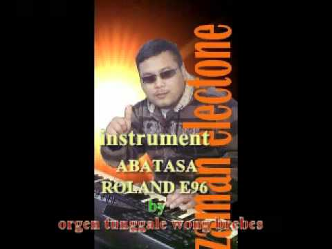 style roland e96 instrument ABATASA  by zaman electone